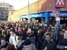 Comunicato Stampa: disservizi linea Metro B - atteggiamento di ATAC