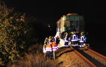 Comunicato stampa: si muore sotto il treno che non c'è